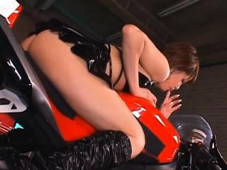 Fresh japanese Miori Hoshi enjoys a superb rear have sexual intercourse