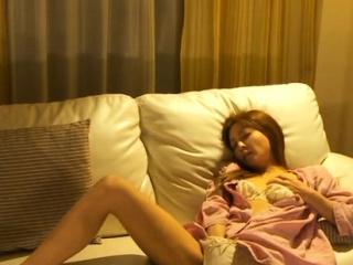 Kinky get a fix on Manami Suzuki is slowly getting in one's birthday suit