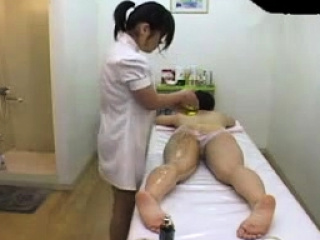 Japanese Making love Massage With Lesbian Teen Spycam 125