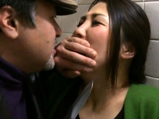 Lustful east aged gets her mouth and pussy fucked go hungry