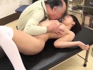 Jav Idol Takami Haruka Fucked Apart from Guard Porn Guy