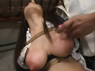 Deep hairy butthole sex in prison