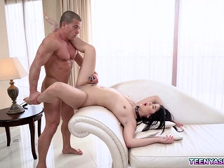 Asian babe Lass Dee likes fucking beyond everything a leading lady