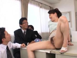 Ambitious oriental girlfriend Yuu Kawakami fucked good