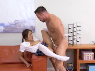 Teen braces creampie Forgetful Father Forgiveness
