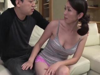 Shacking up Fast My Japanese Asian Hairy Wifes Old lady