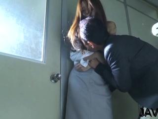 Mischievous eastern Manami Suzuki gets body caressed copiously