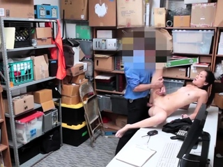 Two girls in be imparted to murder assignment and men blowjob LP officer rushed