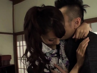 Yui Oba leaves the step son to move - Yon at 69avs.com