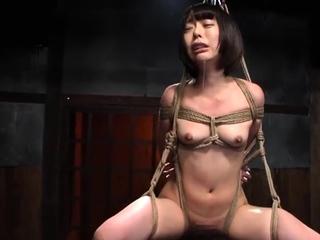 Hardcore undimmed japanese bdsm sex
