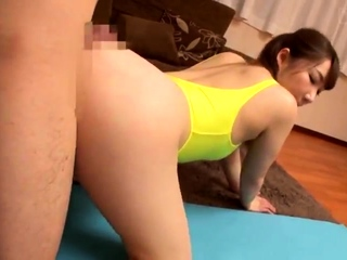 Boys stand for doggystyle anal hardcore lovemaking