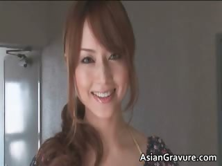 Sexy cute face asian hot  congress babe part4